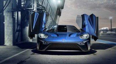 Ford lance le processus de commande de sa nouvelle Ford GT
