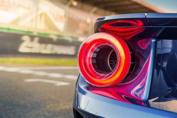 commande Ford gt