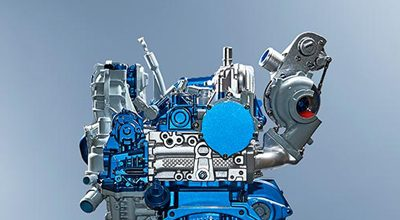 Nouveau moteur EcoBlue pour les Ford Transit