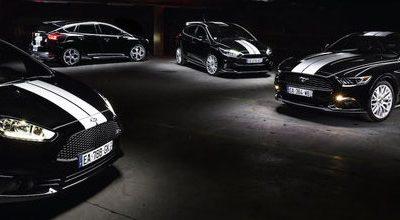 Ford lance une série spéciale 50th Anniversary