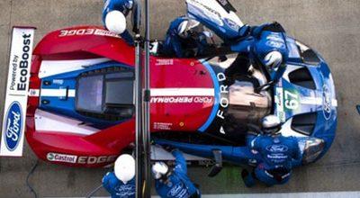 Ford GT : excellent départ à Silverstone !
