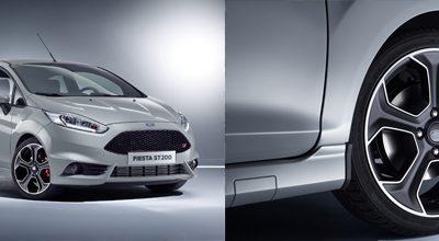Fiesta ST 200 : La nouvelle chez Ford