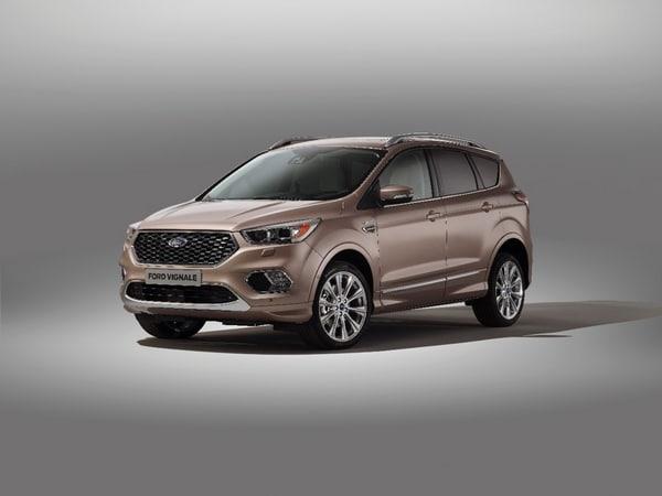 Ford Kuga Vignale- (4)