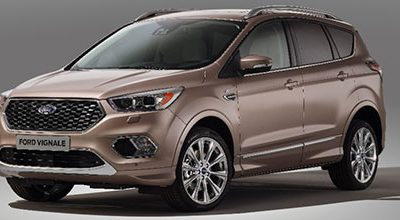 Ford dévoile le Ford Kuga Vignale