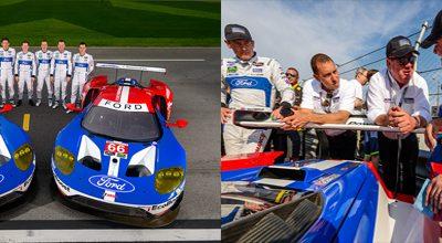 le retour de la Ford GT en compétition : épisode 4