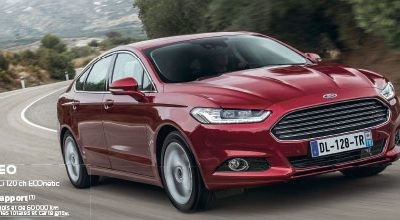 FORD MONDEO 5 portes Business Nav TDCi 120 ch A 349€/mois