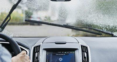 Projecteurs ford qui s'ajustent à la météo