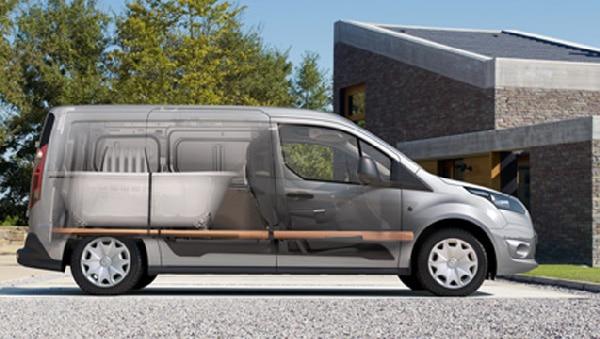 Choisir le mod le ford transit connect pour votre for Garage ford saval valence
