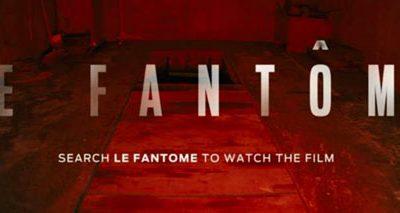 """Avant-première : Découvrez le Nouveau Ford EDGE dans le film """"Le Fantôme"""""""