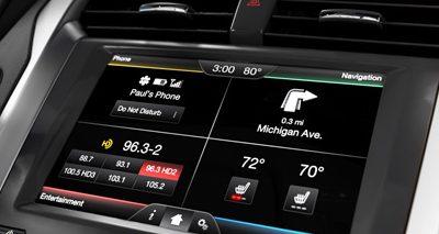 Ford équipe 100 % de ses modèles avec la commande vocale.