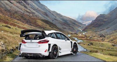 FORD FIESTA M-SPORT WRC 2017