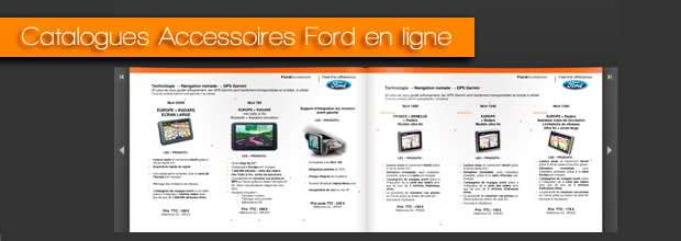 catalogues accessoires ford du groupe grim en ligne 1620. Black Bedroom Furniture Sets. Home Design Ideas