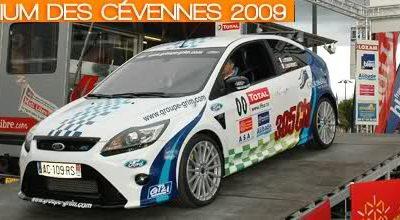 Critérium des Cévennes 2009: Les résultats