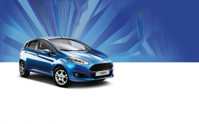 Ford Fiesta Fun à 139€*/mois SANS APPORT