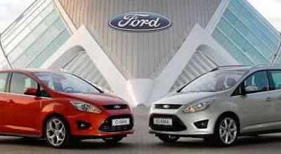 Ford annonce la sortie deux versions hybrides de son monospace C-Max en 2013.