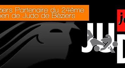 FORD Béziers Partenaire du 24ème  tournoi Open de Judo de Béziers