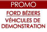 FORD BÉZIERS vous offre jusqu'à 8380€ de remise !
