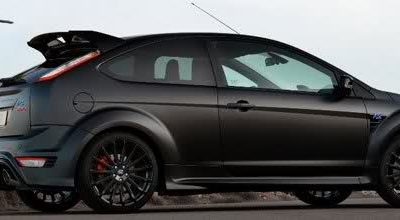 Ford Focus RS500: Bestial