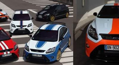 Ford Focus RS Le Mans Classic