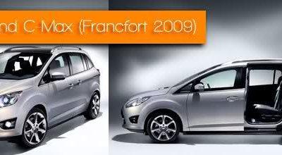 Ford Grand C-Max (Francfort 2009)