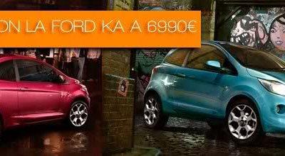 Ford ka 6990€