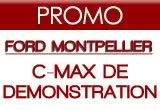 Ford Montpellier vous propose 15 C-max de démonstration