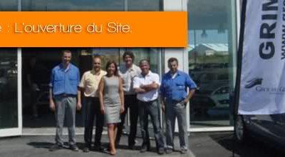 FORD Sète : L'ouverture du Site