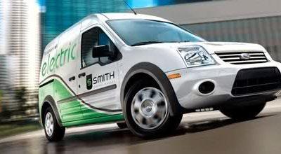 Ford Transit Connect électrique BEV: le véhicule utilitaire électrique de Ford