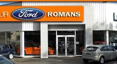 Le Garage FORD à ROMANS
