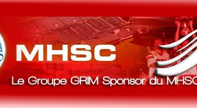 Le Groupe GRIM, sponsor du MHSC.