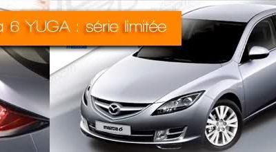 Mazda 6 YUGA