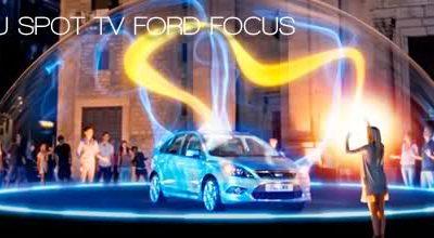 """Nouveau spot TV Focus : """" PLASMA BALL"""""""