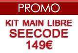 Offre spéciale Seecode Vossor V3 du 1er au 30 septembre