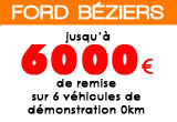 OPÉRATION VÉHICULES DE DÉMONSTRATION 0 KM A BÉZIERS