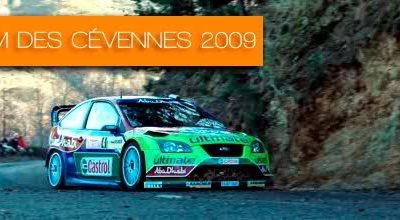 Rallye: Le Critérium des Cévennes 2009