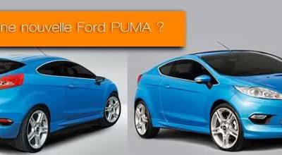 Rumeur: Une nouvelle Ford PUMA ?