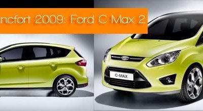 Salon Francfort 2009: Ford C-Max 2