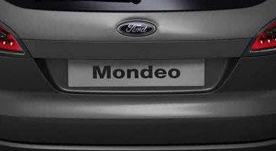 Scoop : La Ford Mondeo restylée en photo