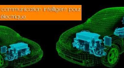 Système de communication intelligent pour les modèles électrique