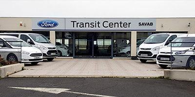 FORD BÉZIERS crée un espace véhicules utilitaires dédié exclusivement aux professionnels, artisans et sociétés