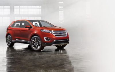 Nouveau Ford Edge à partir de 38.750€