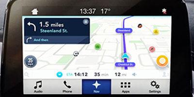 Waze sur les écrans de votre voiture