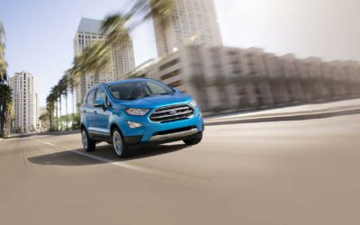 FORD ECOSPORT A 169€/MOIS