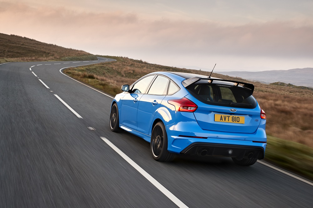 Ford Rodez : Ford Focus RS