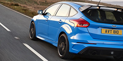 Enfin disponible chez GRIM : Ford Rodez Ford Focus RS Pack Performance
