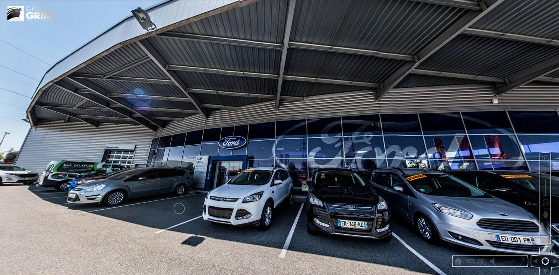 Ford Valence - SAVAL en réalité virtuelle 360°
