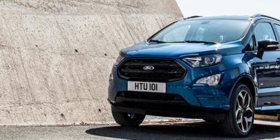 Découvrez le nouveau Ford EcoSport 2017: plus de style, plus high-tech