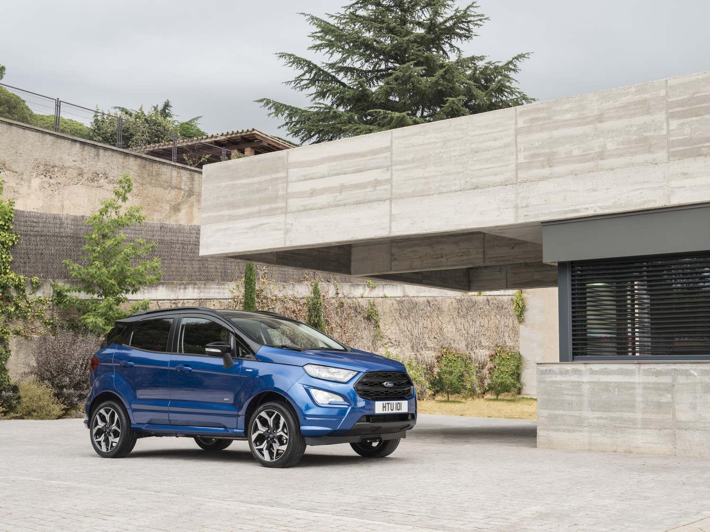 nouveau Ford EcoSport 2017