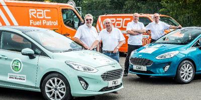 Un nouveau record de consommation Ford !
