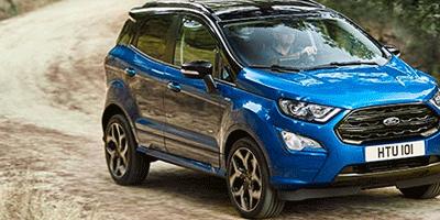 Le nouveau SUV Ford EcoSport sera disponible à partir de 18 900 euros